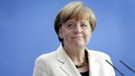 Merkel hofft auf Finanzministertreffen