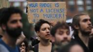 Demonstrationen gegen Rassismus und Polizeigewalt