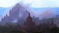 Erdbeben zerstört jahrhundertealte Tempel