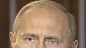 Tschetschenische Rebellen setzen Kopfgeld auf Putin aus