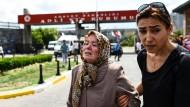 Bürger reagieren entsetzt auf abermaligen Anschlag in der Türkei