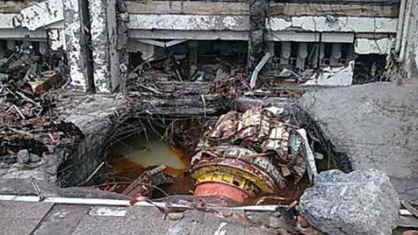 Womöglich über 60 Tote durch Unfall in Wasserkraftwerk