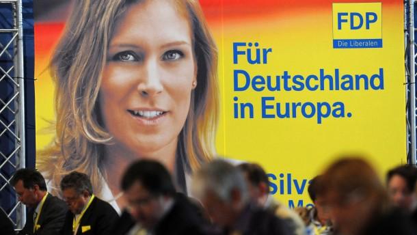 Wahlplakat für Silvana Koch-Mehrin