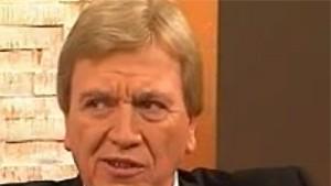 Volker Bouffier, hochprominenter Besuch bei 3 kluge Köpfe