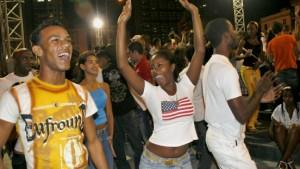 Neuverteilung mit Faktor Kuba