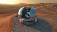 Startschuss für das größte Teleskop der Welt