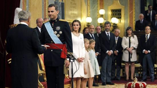 Felipe VI. ist neuer König von Spanien
