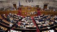 Griechisches Parlament billigt neues Reformpaket