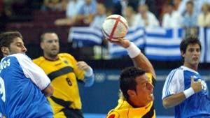Deutsches Team startet mit lockerem Sieg gegen Griechenland