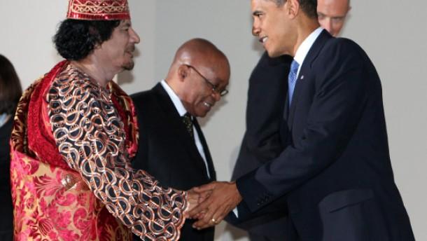 Verdoppelte Ankündigungen für Afrika