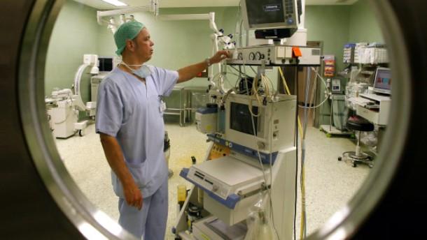 Wenig Chancen für Klagen gegen Gesundheitsreform