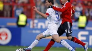 Olic rettet HSV einen Punkt