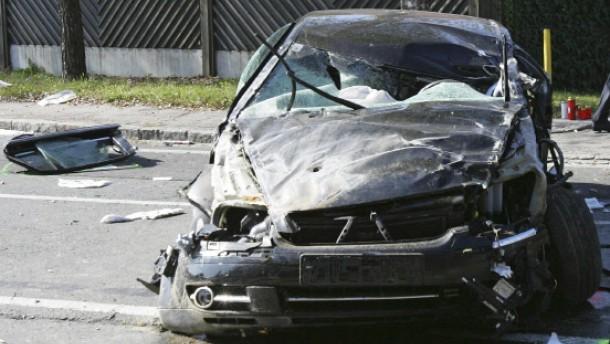 Haider fuhr bei Unfall 142 Kilometer pro Stunde