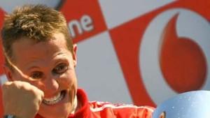 """Schumacher: """"Zwei Punkte sind zu schaffen"""""""