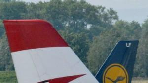 Nur noch die Lufthansa bietet