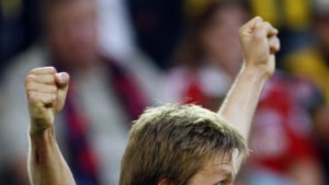 Erste Niederlage für Klinsmann bei den Bayern