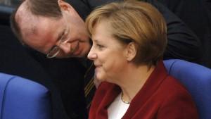 Wir erwarten kein Wahlgeschenk von Frau Merkel