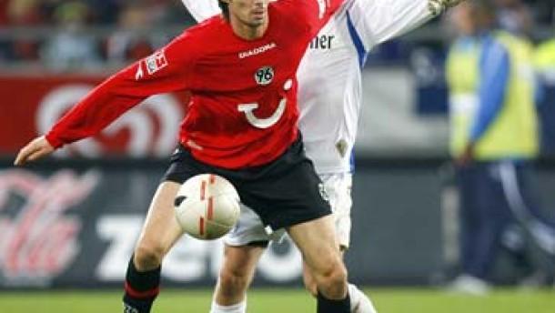 Dämpfer für Hannover 96