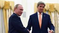 Diplomatie in Syrien kann nicht ewig weitergehen