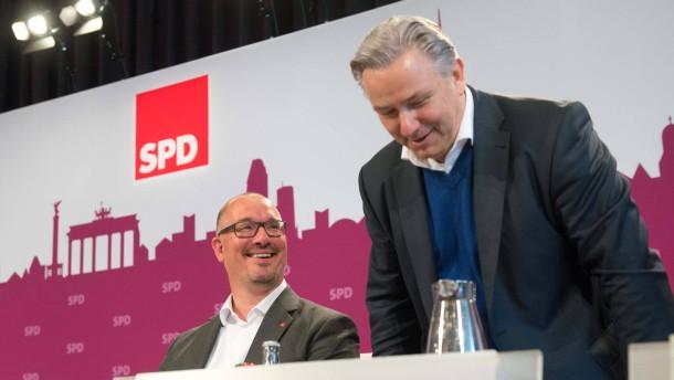 Die SPD schließt ihre Reihen