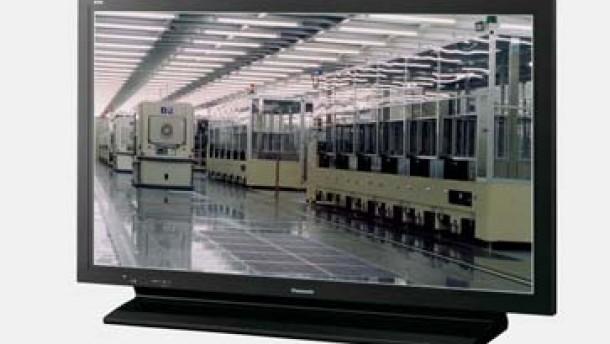 Flachbild-Giganten und entfesselter Netzwerk-Hype