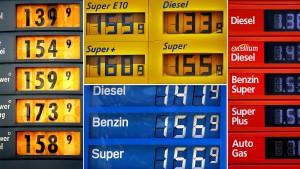 Wie Benzinpreise im Wochenverlauf schwanken