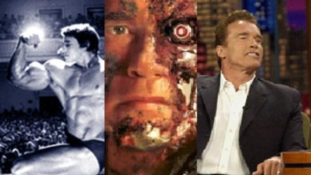 """Jetzt will der """"Terminator"""" Kalifornien retten"""