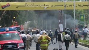 Anschlag auf Isaf-Soldaten - Heftige Kämpfe mit Taliban