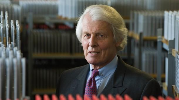 Anton Wolfgang Graf von Faber-Castell - Der Vorstandsvorsitzende der Faber Castell AG in Stein bei Nürnberg