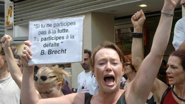 Opernfest in Aix-en-Provence wegen Darstellerstreik abgebrochen