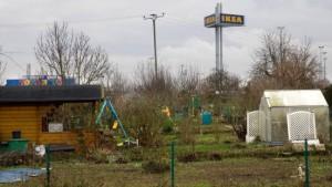 Ikea baut in Wallau weniger als geplant