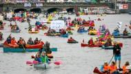Proteste gegen G-20-Gipfel gestartet
