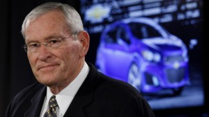 Überraschender Wechsel an der GM-Spitze