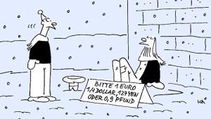 Kein Katastrophismus an den Börsen