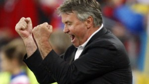 Der Midas des Fußballs: Hiddink ist Gold wert