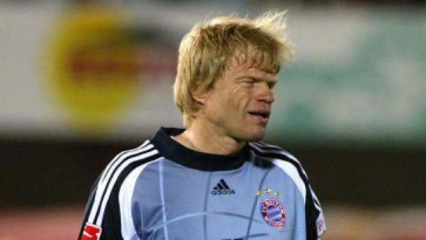 Bayern verlieren letzten Test