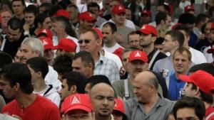 Neue Streikdrohungen in der Metallindustrie