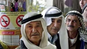 Fatah-Bewegung offenbar Wahlsieger