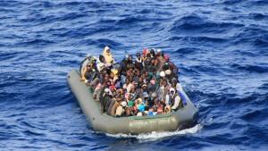 Flüchtlinge ertrinken vor spanischer Exklave Ceuta