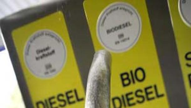 Biodiesel nicht überall teurer