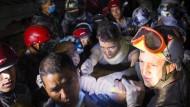 Dramatische Rettungsaktion in Nepal