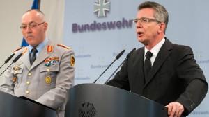 Deutscher Soldat in Afghanistan gefallen