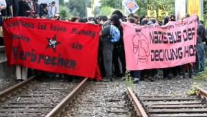 Linke wollen wieder gegen NPD demonstrieren