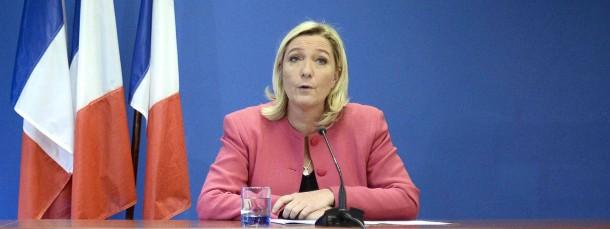 Front-National-Vorsitzende Marine Le Pen: Kredite aus Moskau sorgen für Erklärungsbedarf