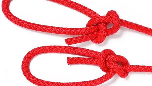 Die Not der Knoten