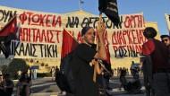 Griechenland zahlt fällige IWF-Rate nicht