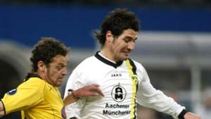 Aachen schreibt Europapokal-Geschichte