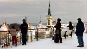 Estland führt den Euro ein