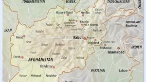 Selbstmordanschlag nahe Flughafen in Kabul