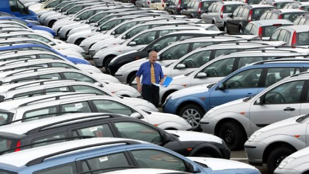 Die Rezession hat Deutschland im Griff